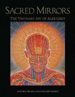BARNES & NOBLE  Transfigurations by Alex Grey, Inner Traditions/Bear