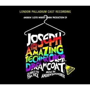 Joseph and the Amazing Technicolor Dreamcoat: London