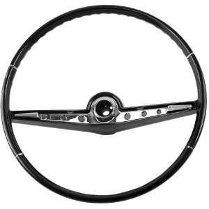 New! Chevy Bel Air/Biscayne/Impala Steering Wheel   Black