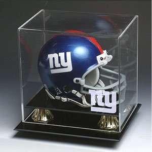 New York Giants NFL Full Size Football Helmet Display Case