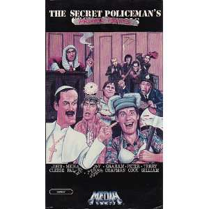The Secret Policemans Private Parts John Cleese, Michael