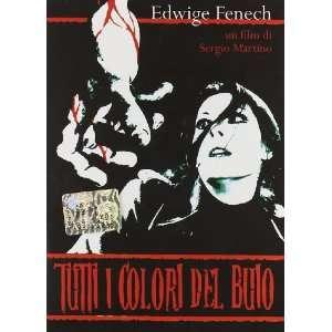 Tutti i colori del buio edwige fenech, tony hiles Movies & TV