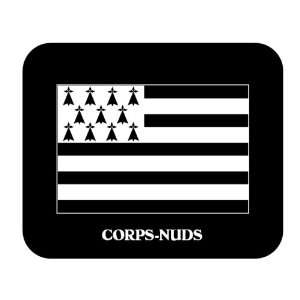 Bretagne (Brittany)   CORPS NUDS Mouse Pad: Everything Else