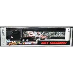 Dale Earnhardt Diecast 7 Time Champion 1/64 2010 Hauler