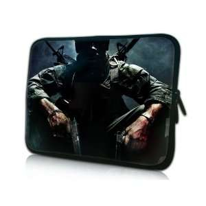 10 10.2 Netbook / Laptop Sleeve call of duty black ops