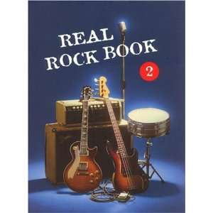 Real Rock Book 2 Melody/Chord/Lyrics (9789170230059
