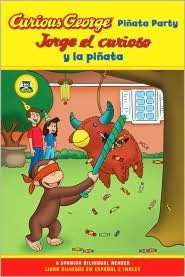George Pinata Party/Jorge el curioso y la pinata (Curious George