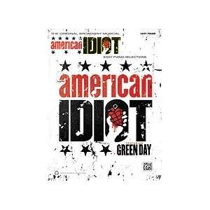 Green Day American Idiot    The Musical (0038081402222