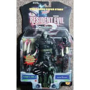 Resident Evil Game Superstars Tyrant/Mr.X Toys & Games