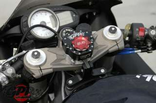 Kawasaki Ninja ZX 14 Steering Damper Kit 2006 2011 GPR V4 Sport Bike