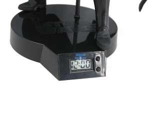 Star Wars Darth Vader Figure Digital Clock Lightsaber