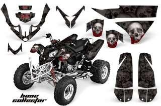 AMR ATV GRAPHIC STICKER KIT POLARIS PREDATOR 500 PARTS