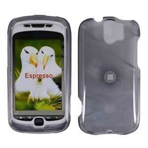 Smoke Hard Protector Case For HTC MYTOUCH SLIDE 3G