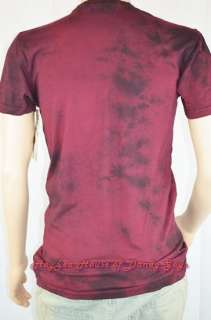 Last Hold Mens Short Sleeve T Shirt Trendy Style 2colors(Red,Blue)