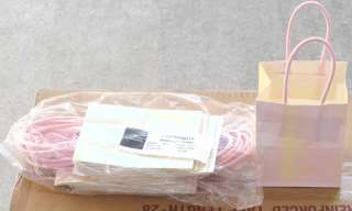 NEW IN BOX Hallmark Iridescent Mini Gift Bag for Christmas Lot of