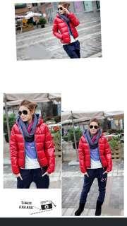 2011 Fashion Womens Winter Warm Hoodie Zip Up Jacket Coat Outwear