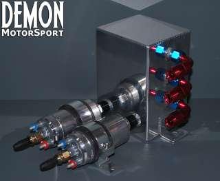 LITRE ALLOY FUEL SWIRL SURGE TANK An8  8 + Pumps (P/N10566