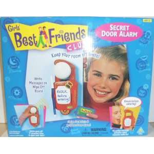 Girls Best Friends Club Secret Door Alarm Toys & Games
