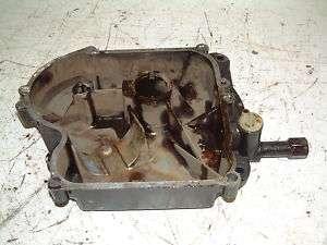 John Deere 111 Briggs 11Hp Crank Case Cover Oil Pan