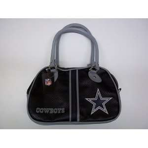 Cowboys NFL Leather Bowlers Bag