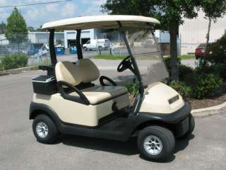 2011 GAS POWERED GOLF CART by CLUB CAR, low low hours & NICE