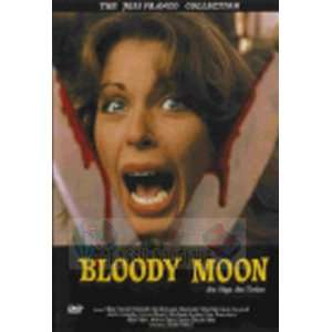 Bloody Moon Jess Franco All Regions PAL UNRATED DVD