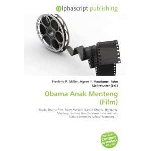 Obama Anak Menteng (Film) (9786132826565): Books