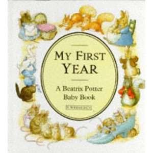 Beatrix Potter Baby Book (9780723231578): Beatrix Potter, Judy Taylor