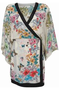Kimono Dress on Kate Moss Flapper