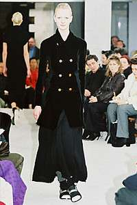 Elegant*Comme Des Garcons runway Jacket Junya Wayanabe yohji
