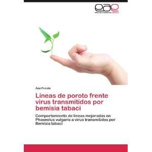 Bemisia tabaci (Spanish Edition) (9783845499949): Ana Fekete: Books