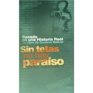 NEW Sin Tetas No Hay Paraiso (DVD): Maria Adelaida Puerta