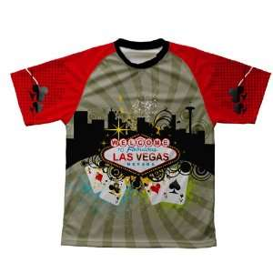Las Vegas Fever Technical T Shirt for Youth: Sports