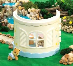 Calico Critters Baby Jungle Gym New In Box