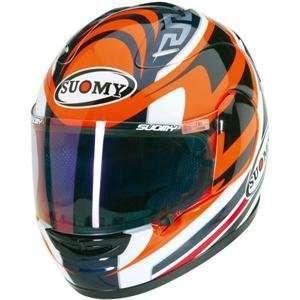 Suomy Spec 1R Biaggi Replica Helmet   X Large/Biaggi 05 Automotive