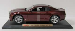 2010 Chevrolet Camaro SS RS Diecast Model Car   Maisto   1:18 Scale