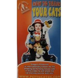Train Your Cats: Friskies, Karen Thomas, Janice Gatenbein: Movies & TV