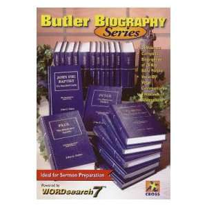 WORDsearch 7 Butler Biography Series CD ROM: Software