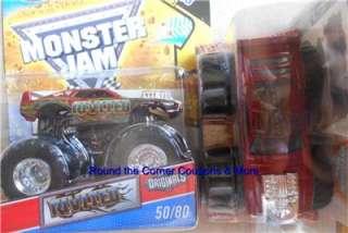 2011 HOT WHEELS Monster Jam 50 RIVITED Truck 1/64 NEW