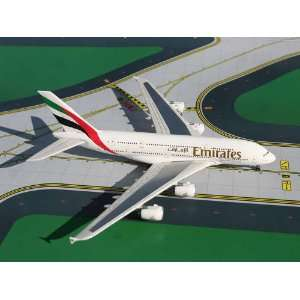 Gemini Jets Emirates A380 800 Model Airplane: Everything