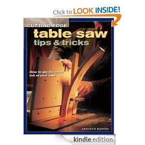 Edge Table Saw Tips & Tricks (Popular Woodworking) [Kindle Edition