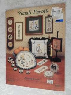 Stoney Creek Cross Stitch Book 44 ~ Small Favors Country Designs