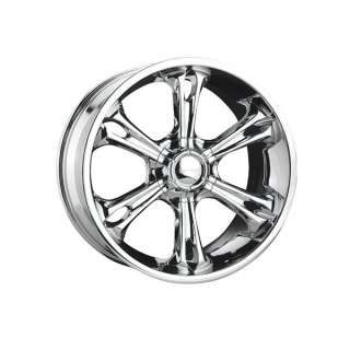 20 DECORSA WHEEL RIM CHEVY TRAILBLAZER SSR GMC ENVOY