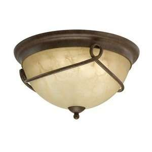 Florentine Collection ENERGY STAR 14 3/4 Wide Ceiling