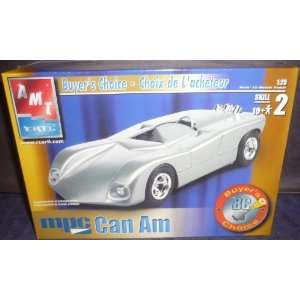 #38087 AMT /Ertl MPC Can Am 1/25 Scale Plastic Model Kit