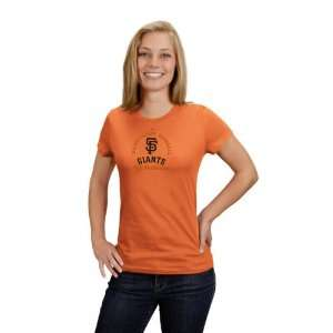 San Francisco Giants Womens Critical Play Tee Sports