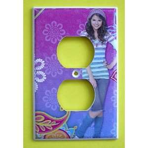 Wizards of Waverly Place Alex Russo OUTLET Switch Plate switchplate