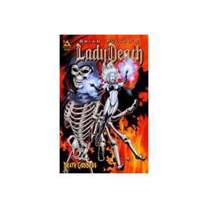 Lady Death   Death Goddess Comic: Brian Pulido: Books