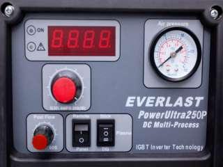 Everlast 50a PLASMA CUTTER 200a TIG STICK ARC WELDER IGBT