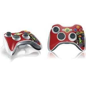 Skinit Mad Beats Graffiti Vinyl Skin for 1 Microsoft Xbox 360 Wireless